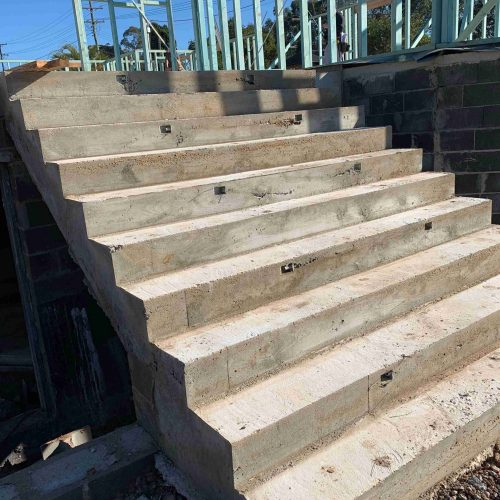 Residential House Concrete Stair in Blacktown, NSW